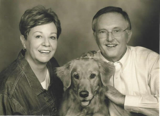 Photo of Madge and Ken Tullis